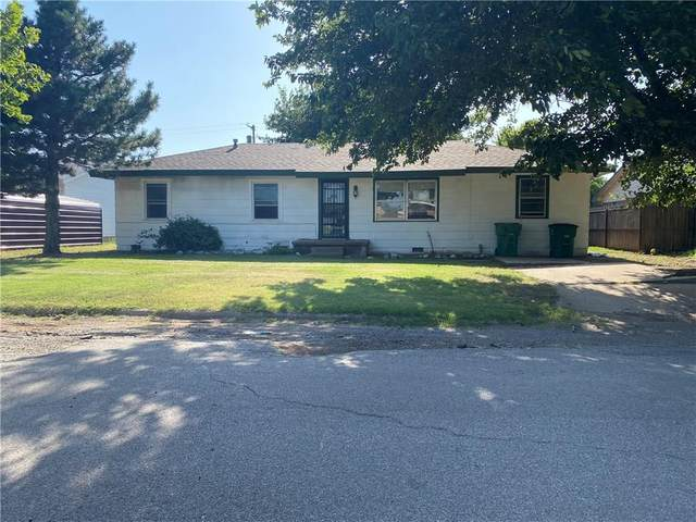 1503 D Street, Snyder, OK 73566 (MLS #919441) :: Homestead & Co