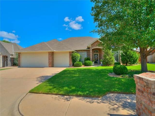 2745 NW 155th Street, Oklahoma City, OK 73013 (MLS #919458) :: Homestead & Co