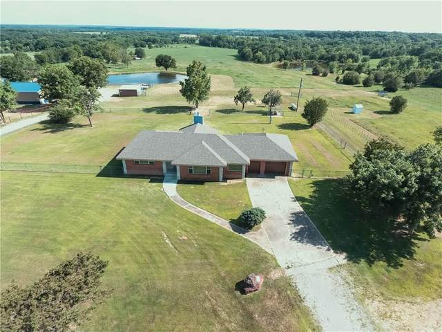 363033 E Old Highway 62 Highway, Paden, OK 74860 (MLS #919462) :: Homestead & Co