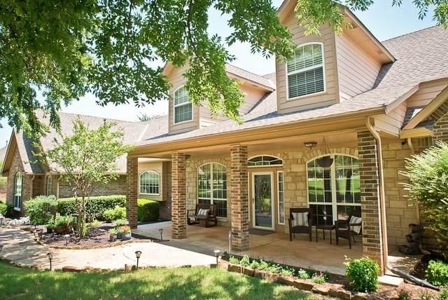 200 N Wyndemere Lakes Drive, Moore, OK 73160 (MLS #919463) :: Homestead & Co