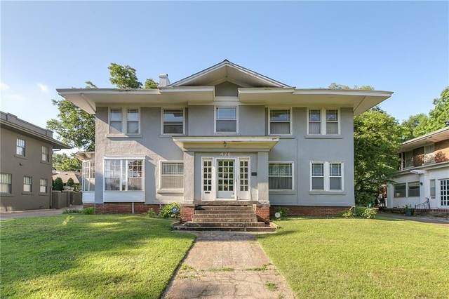 420 NW 17th Street, Oklahoma City, OK 73103 (MLS #919486) :: Keri Gray Homes