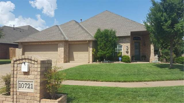 10721 State Avenue, Oklahoma City, OK 73162 (MLS #919492) :: Keri Gray Homes