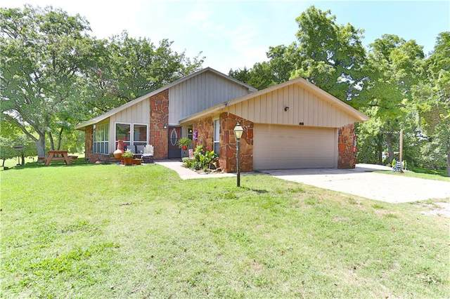 4421 SE 37th Street, Norman, OK 73072 (MLS #919495) :: Homestead & Co