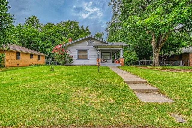 3225 NW 17th Street, Oklahoma City, OK 73107 (MLS #919506) :: Homestead & Co