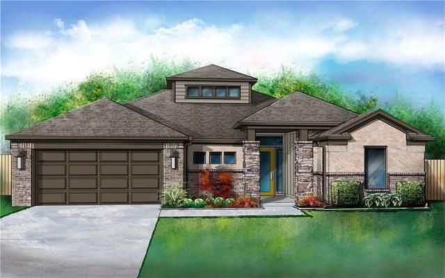 2505 Post Oak Road, Choctaw, OK 73020 (MLS #919515) :: Homestead & Co