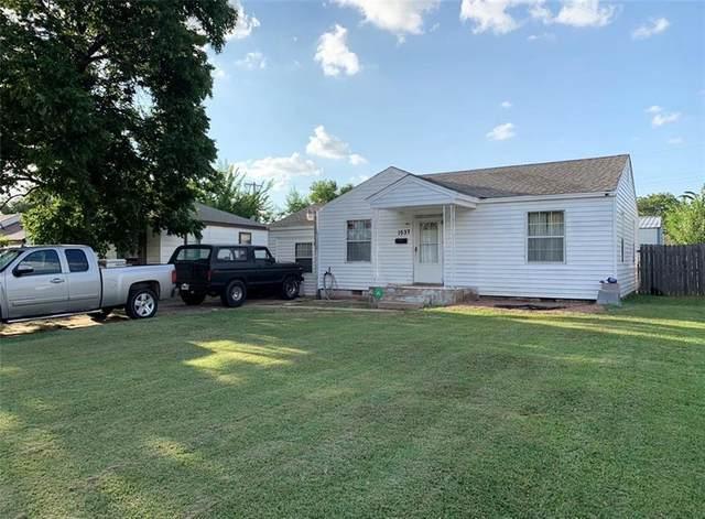 1537 SW 46th Street, Oklahoma City, OK 73119 (MLS #919516) :: Homestead & Co