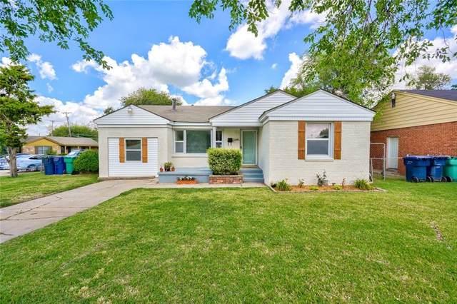 3145 NW Grand Boulevard, Oklahoma City, OK 73116 (MLS #919521) :: Homestead & Co