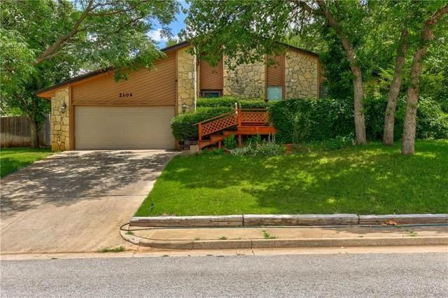 2104 W Melody Lane, Edmond, OK 73013 (MLS #919524) :: Homestead & Co