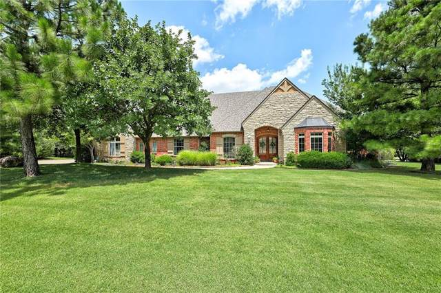 4701 Kamran Court, Edmond, OK 73013 (MLS #919549) :: Homestead & Co