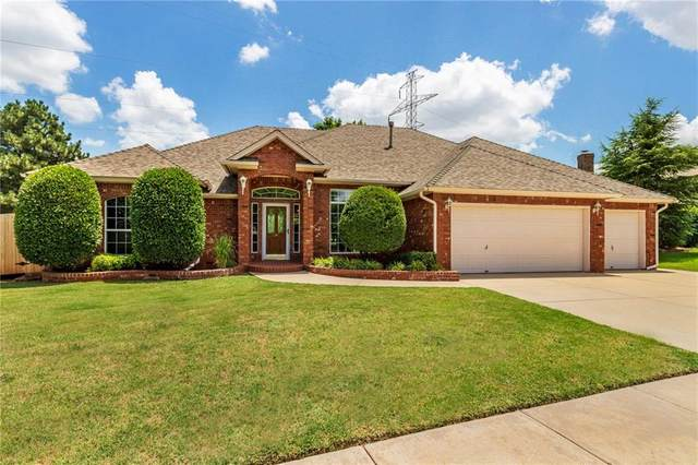 5616 NW 103rd Street, Oklahoma City, OK 73162 (MLS #919554) :: Your H.O.M.E. Team