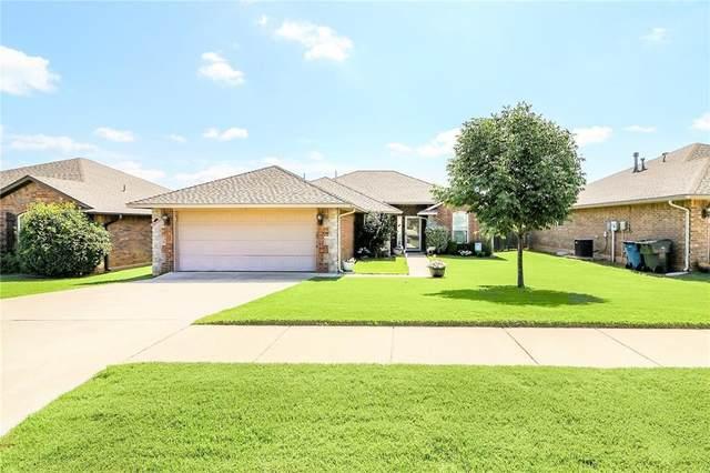 2328 Tortoise Circle, Midwest City, OK 73130 (MLS #919569) :: Homestead & Co