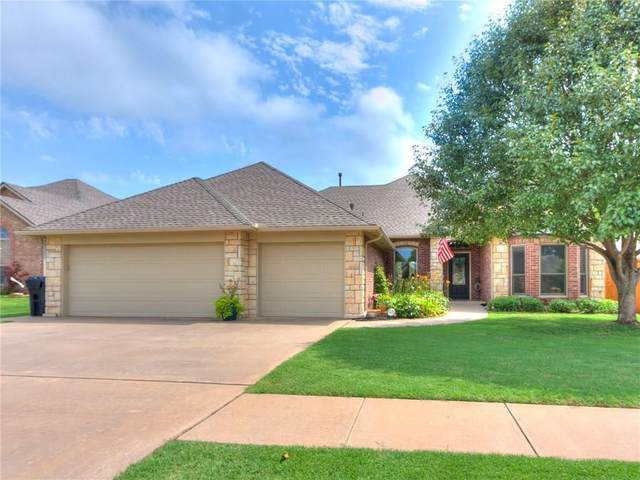 4613 NW 161st Street, Edmond, OK 73013 (MLS #919590) :: Homestead & Co