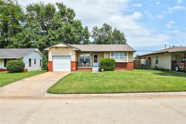 1916 Sandra Drive, Midwest City, OK 73110 (MLS #919594) :: Homestead & Co