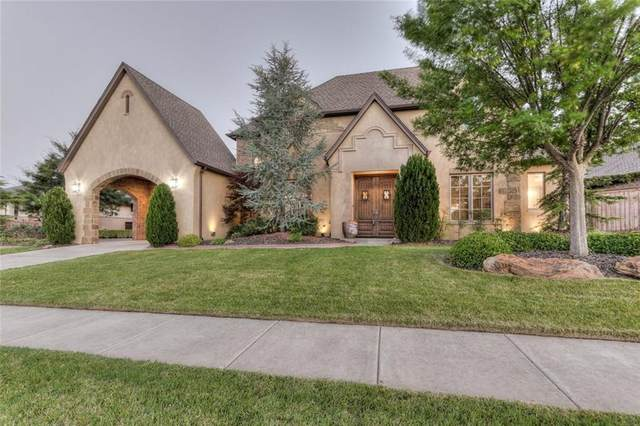 7604 NW 135th Street, Oklahoma City, OK 73142 (MLS #919595) :: Homestead & Co