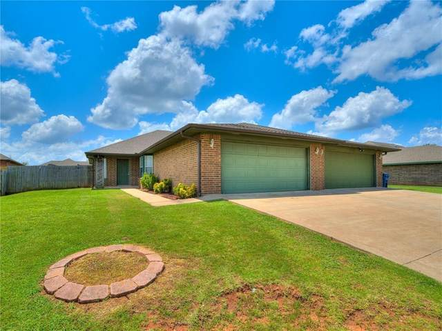 1615 W 21st Avenue, Stillwater, OK 74074 (MLS #919609) :: Homestead & Co