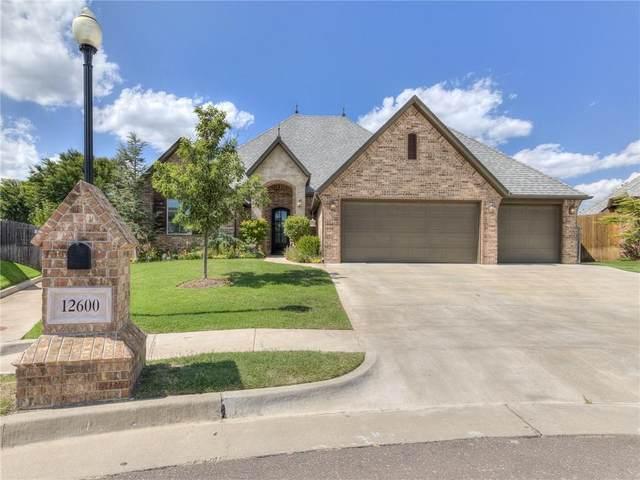 12600 Jacinth Court, Oklahoma City, OK 73170 (MLS #919659) :: Homestead & Co