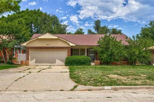 1231 NW 79th Street, Oklahoma City, OK 73114 (MLS #919693) :: Homestead & Co