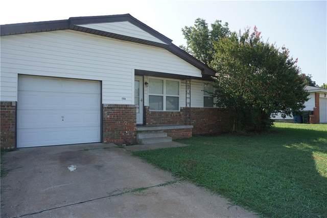 1704 Serenade Drive, Midwest City, OK 73130 (MLS #919700) :: Homestead & Co