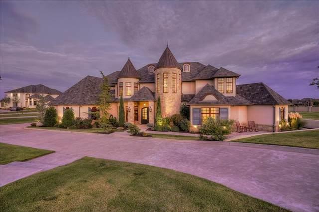 17800 Blue Heron Court, Edmond, OK 73012 (MLS #919726) :: Homestead & Co