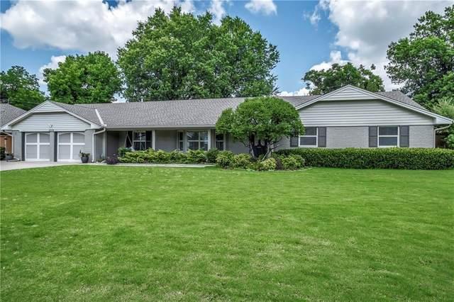 3009 Elmhurst Avenue, Oklahoma City, OK 73120 (MLS #919735) :: Homestead & Co