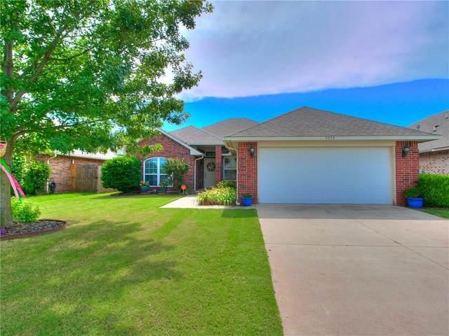 2020 Pelham Drive, Norman, OK 73071 (MLS #919743) :: Homestead & Co