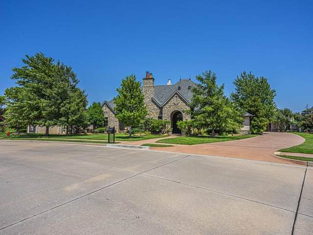 15848 Fairview Farm Boulevard, Edmond, OK 73013 (MLS #919759) :: Homestead & Co
