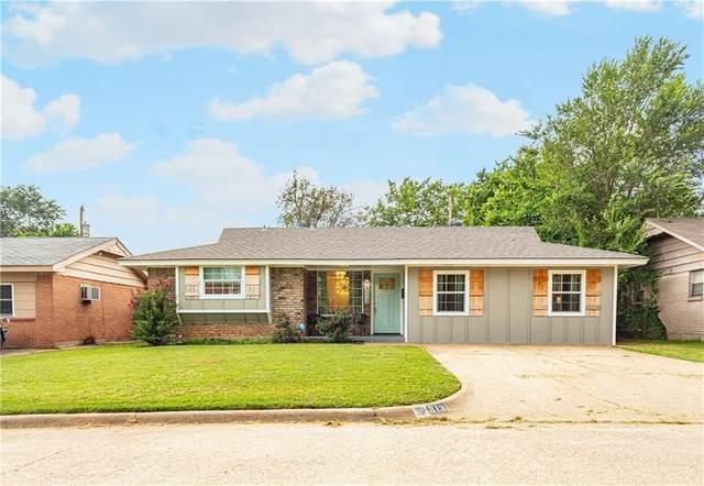 813 Lawton, Moore, OK 73160 (MLS #919760) :: Homestead & Co