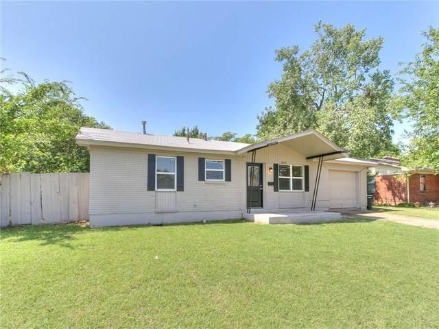804 Camelot Drive, Moore, OK 73160 (MLS #919793) :: Homestead & Co