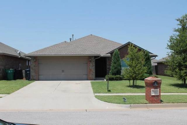 3037 NW 182nd Terrace, Edmond, OK 73012 (MLS #919796) :: Homestead & Co
