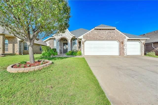 1704 Dorothy Drive, Moore, OK 73170 (MLS #919809) :: Homestead & Co