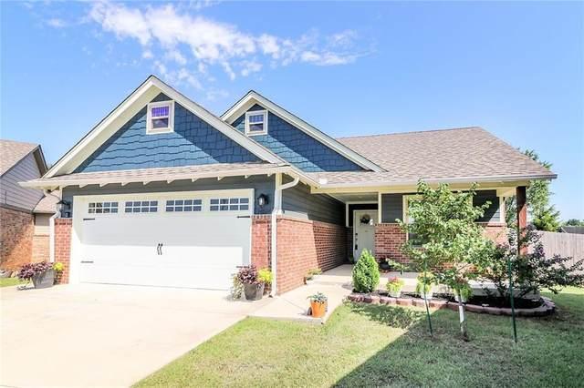 14514 Park Circle, Choctaw, OK 73020 (MLS #919820) :: Homestead & Co