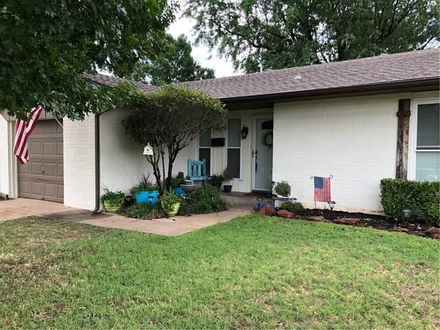 13908 Jeffery Drive, Edmond, OK 73013 (MLS #919854) :: Homestead & Co