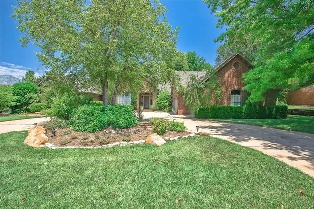 613 SW Glenridge Drive, Edmond, OK 73013 (MLS #919881) :: Homestead & Co