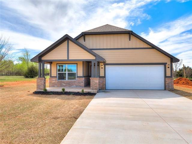 1430 Lakeview Drive, Edmond, OK 73034 (MLS #919883) :: Homestead & Co