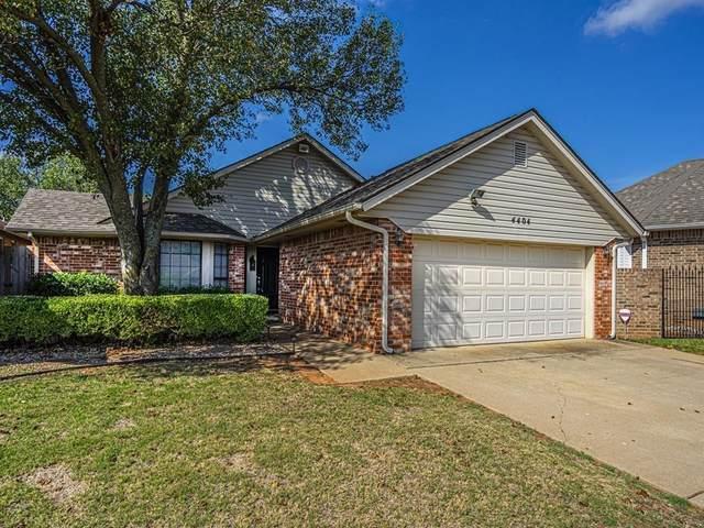 4404 Dahoon Drive, Oklahoma City, OK 73120 (MLS #919915) :: Keri Gray Homes