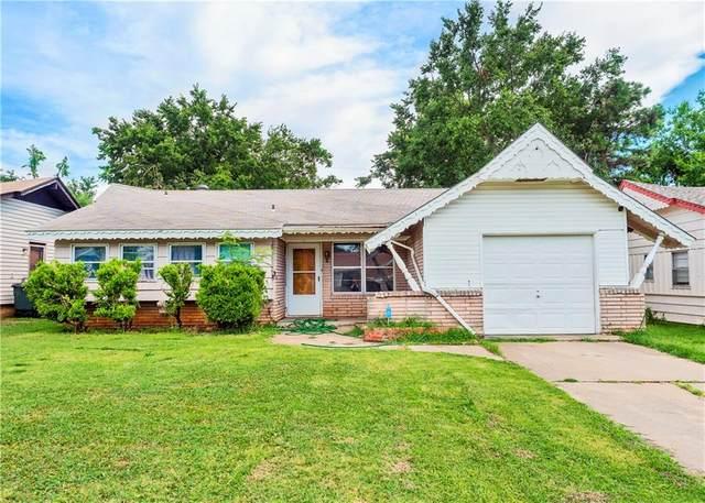 3316 Del Rancho Drive, Del City, OK 73115 (MLS #919936) :: Homestead & Co