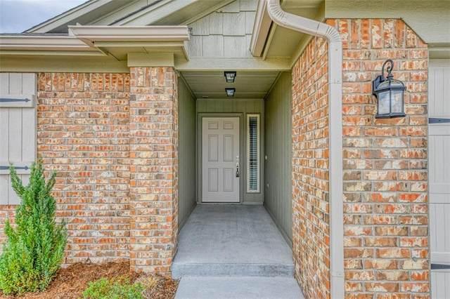 228 SW 147th Street, Oklahoma City, OK 73170 (MLS #919941) :: Homestead & Co