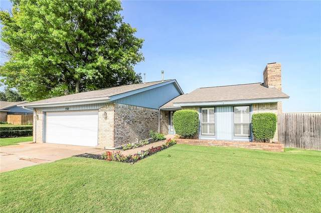 3313 S Wofford, Del City, OK 73115 (MLS #919946) :: Homestead & Co