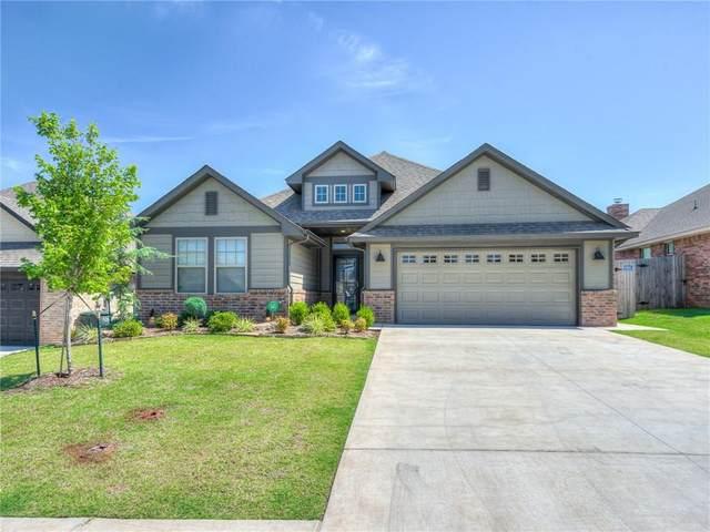 6216 Oxnard Street, Edmond, OK 73034 (MLS #920050) :: Keri Gray Homes