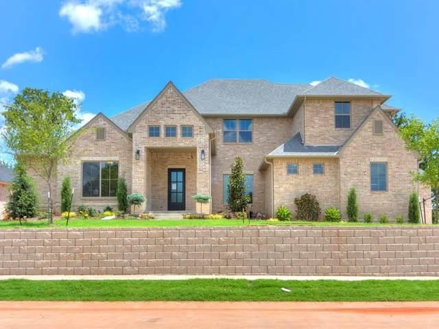 5024 Isle Bridge Court, Edmond, OK 73034 (MLS #920151) :: Keri Gray Homes