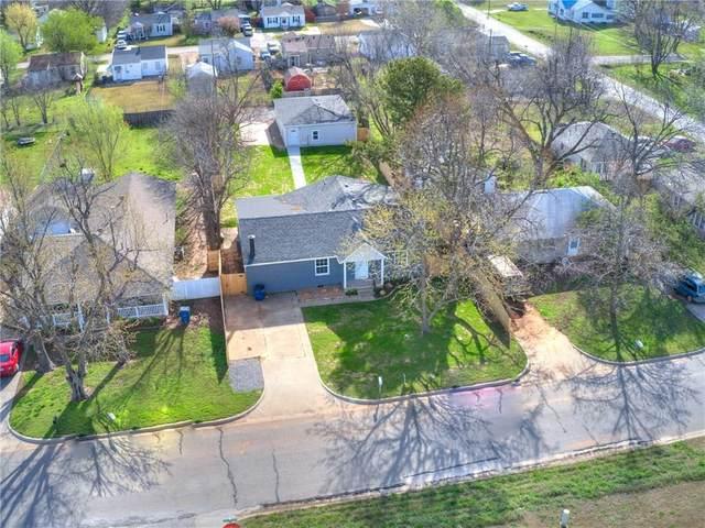 825 S Boynton Avenue, El Reno, OK 73036 (MLS #920163) :: Keri Gray Homes