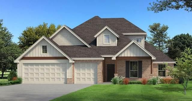4305 NW 154th Place, Edmond, OK 73013 (MLS #920216) :: Homestead & Co