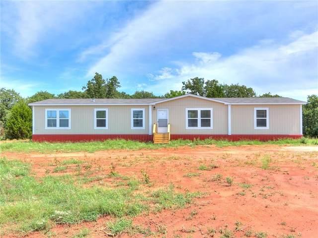 3980 Logan Hills Drive, Guthrie, OK 73044 (MLS #920293) :: Keri Gray Homes