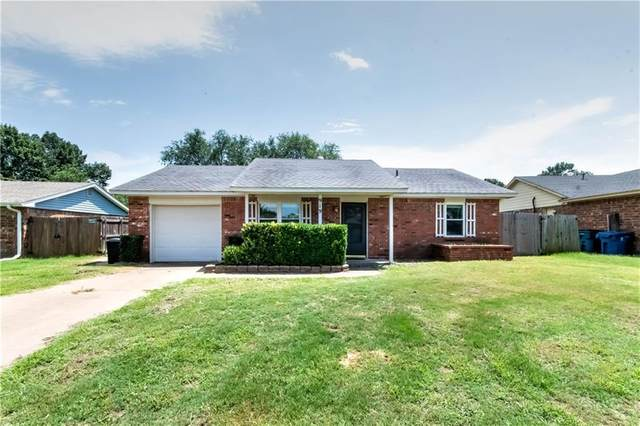 919 W Hoyt Avenue, Chandler, OK 74834 (MLS #920398) :: Homestead & Co