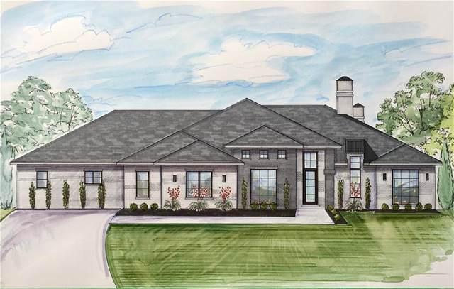 5017 Water Oak Way, Edmond, OK 73034 (MLS #920404) :: Homestead & Co