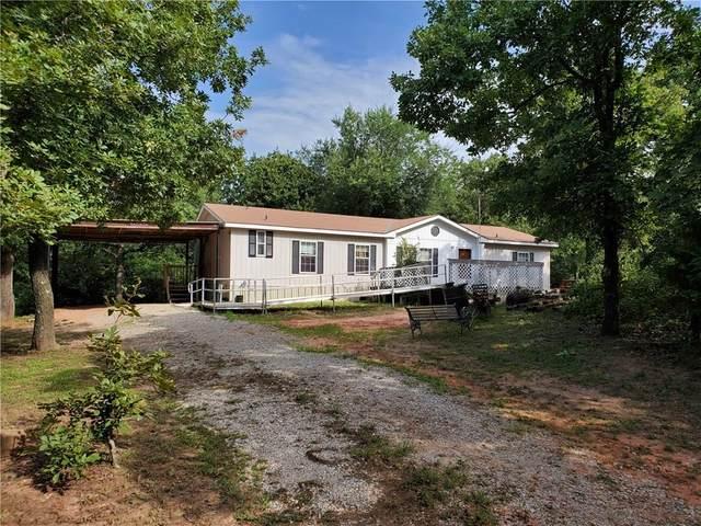 7685 Ridge Road, Harrah, OK 73045 (MLS #920502) :: Erhardt Group at Keller Williams Mulinix OKC