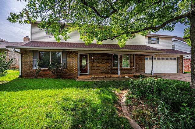 7121 N Comanche Avenue, Warr Acres, OK 73132 (MLS #920608) :: Homestead & Co