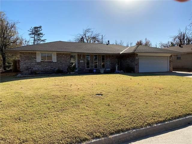 4724 NW 58th Street, Oklahoma City, OK 73122 (MLS #920667) :: Homestead & Co