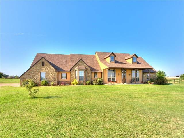 2950 Apache Road, Piedmont, OK 73078 (MLS #920673) :: Homestead & Co