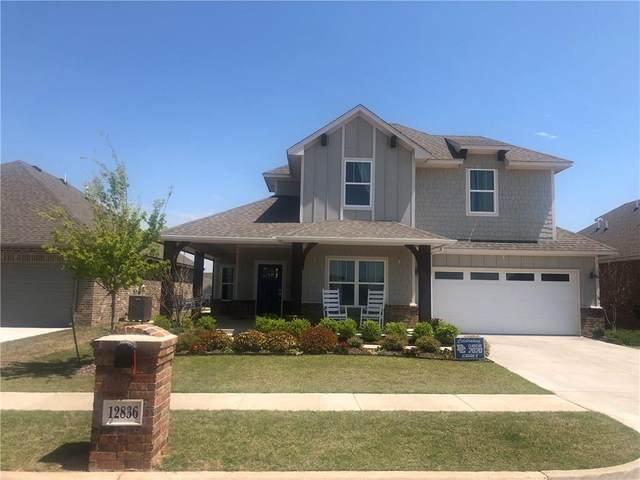 12836 High Plains Avenue, Oklahoma City, OK 73142 (MLS #920685) :: Homestead & Co
